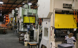 200 and 300 Ton Presses